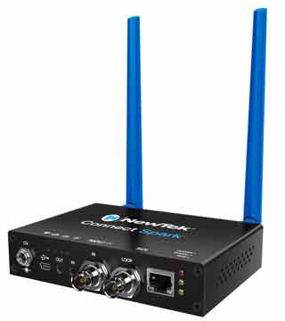 NewTek Connect Spark SDI to NDI Converter
